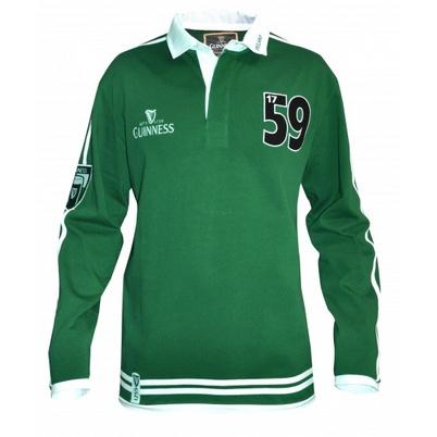 GUINNESS Green Racer Jersey 3f07d8fe6ca